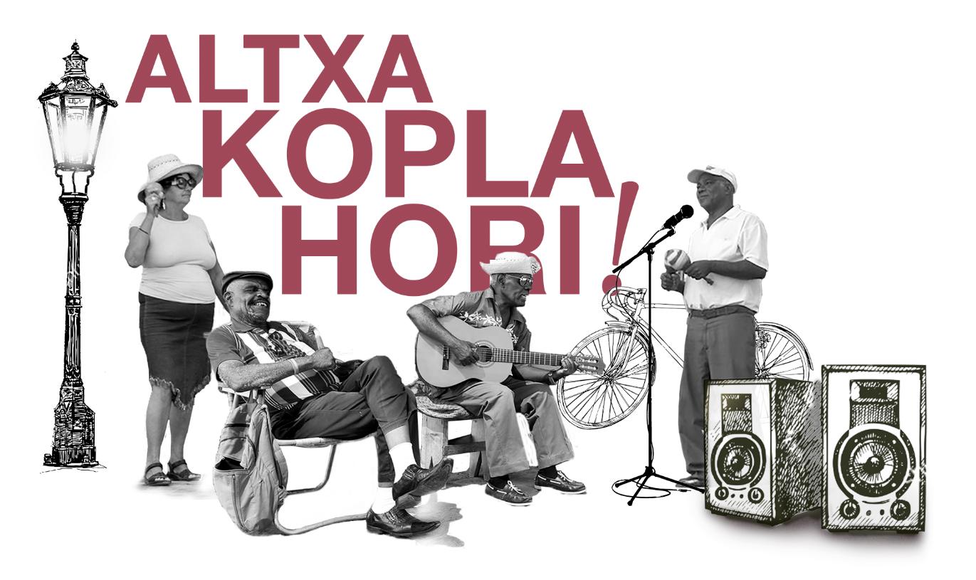 Iristear da 2021eko Altxa Kopla Hori!