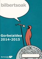 Gorbeialdea bilbertsoak 2014-15
