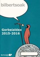 Gorbeialdea Bilbertsoak 2015-16
