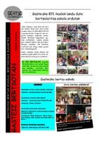 Gasteizko urtekaria 2013-14