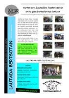 Lautada Urtekaria 2015-16