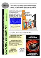 Lautadako urtekaria 2013-14