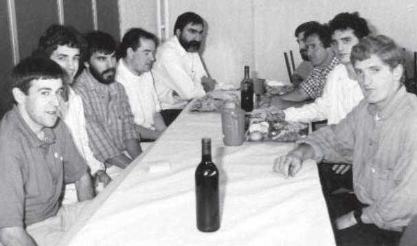 Tuneleko bertso eskola 1982