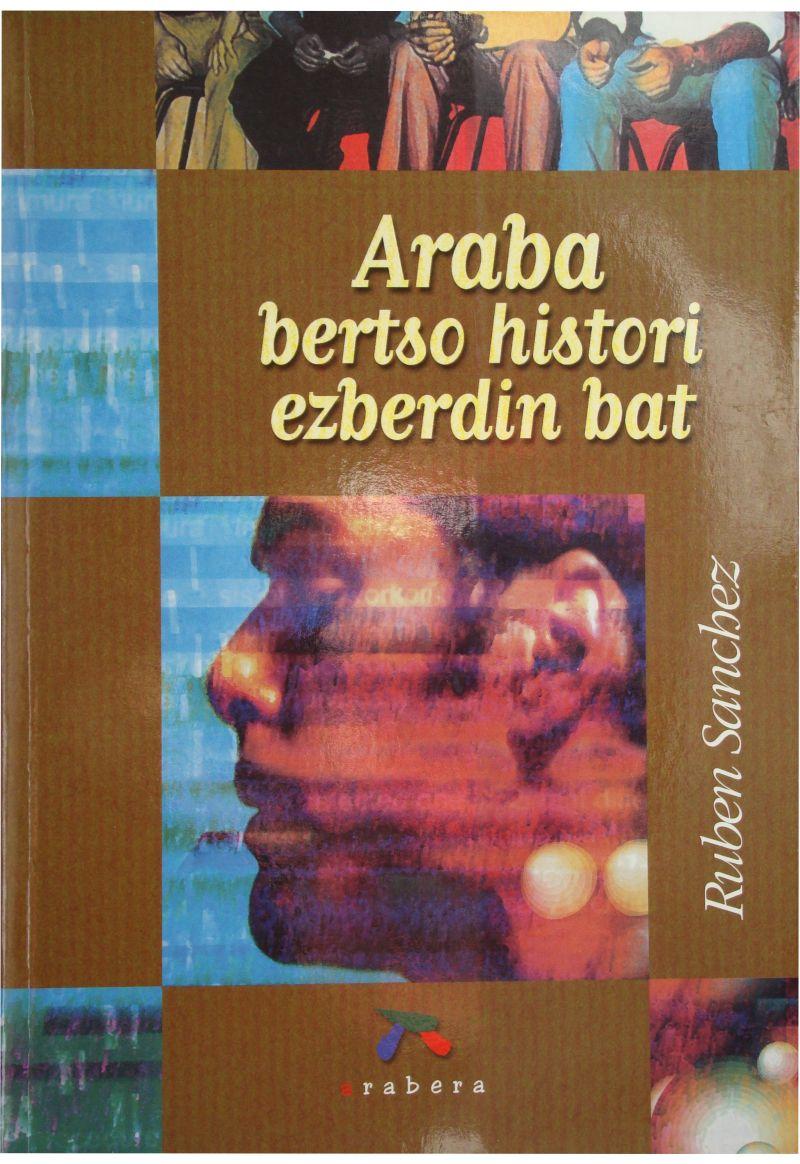 Araba bertso historia ezberdin bat liburua, Ruben Sanchez liburua