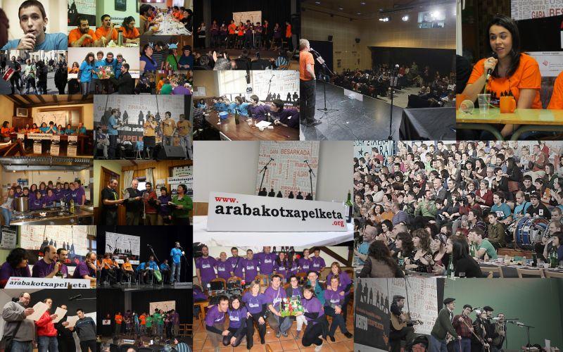 arabako kuadrilla arteko txapelketa 2012