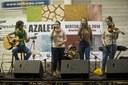 2014-01-25, Donostia (Gipuzkoa). Manteo kiroldegian eskaini zen afaria eta ondorengo saioa. / Gari Garaialde - XDZ