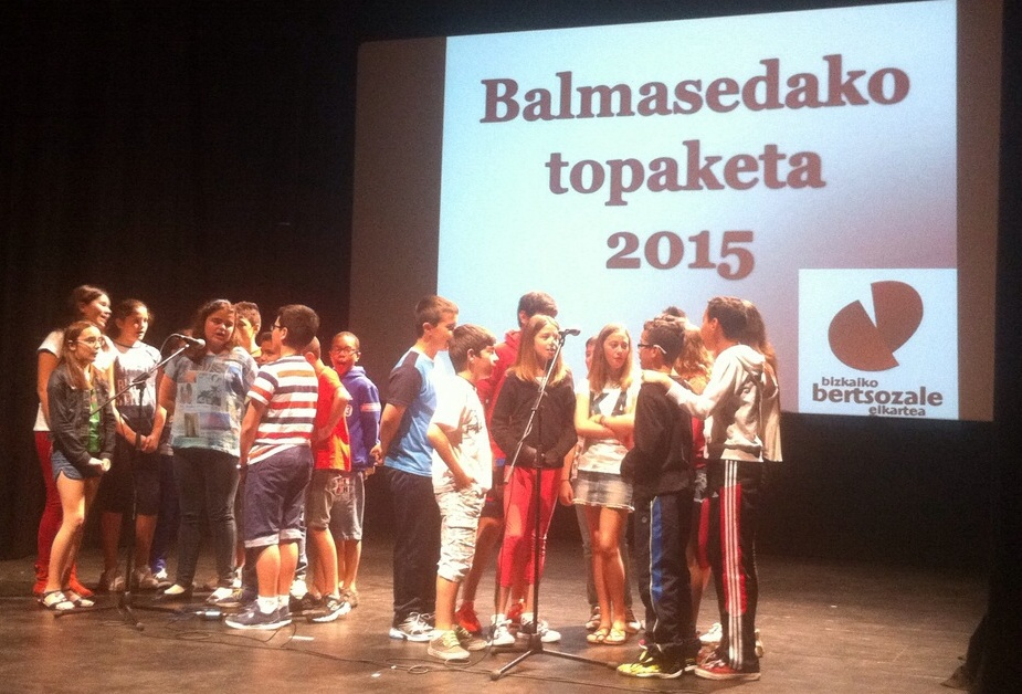 Balmasedako Topaketa 2015-05-11