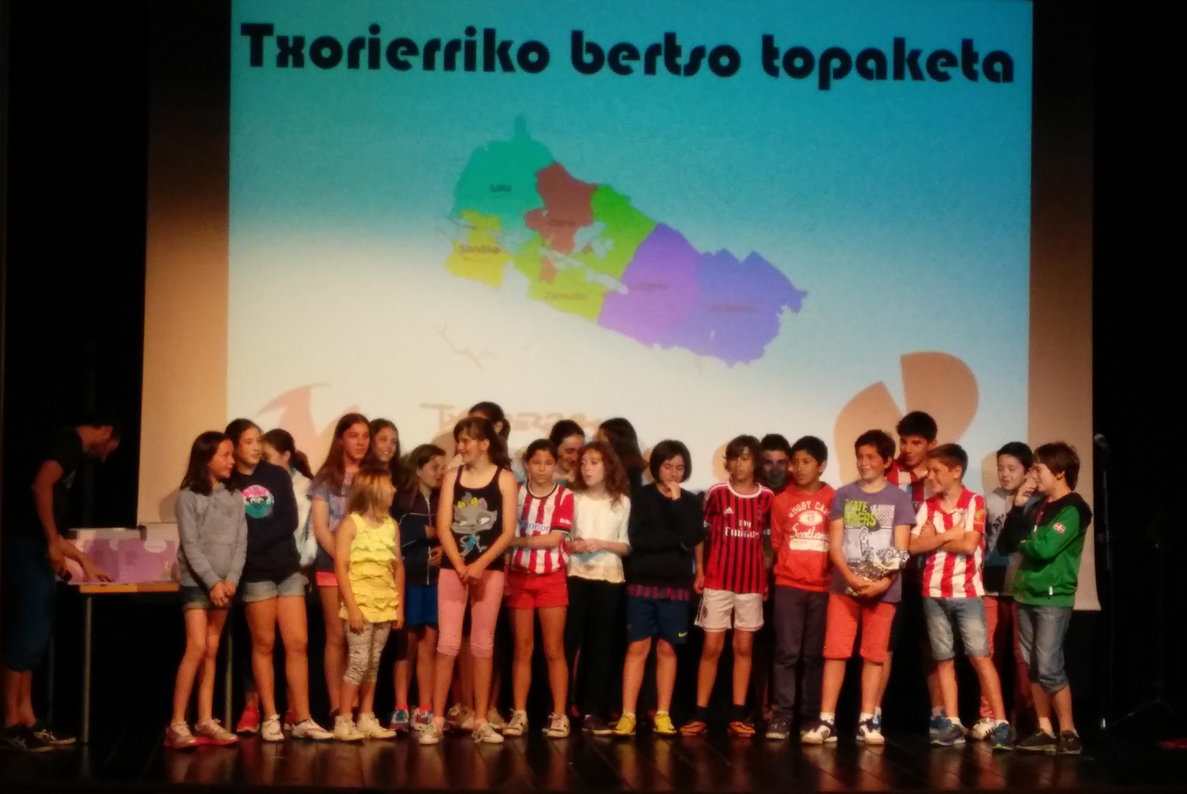 Txorierriko Topaketa 2015-06-09