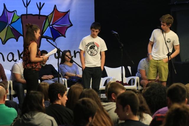 Eskolarteko finala. Igorre 2015-06-06