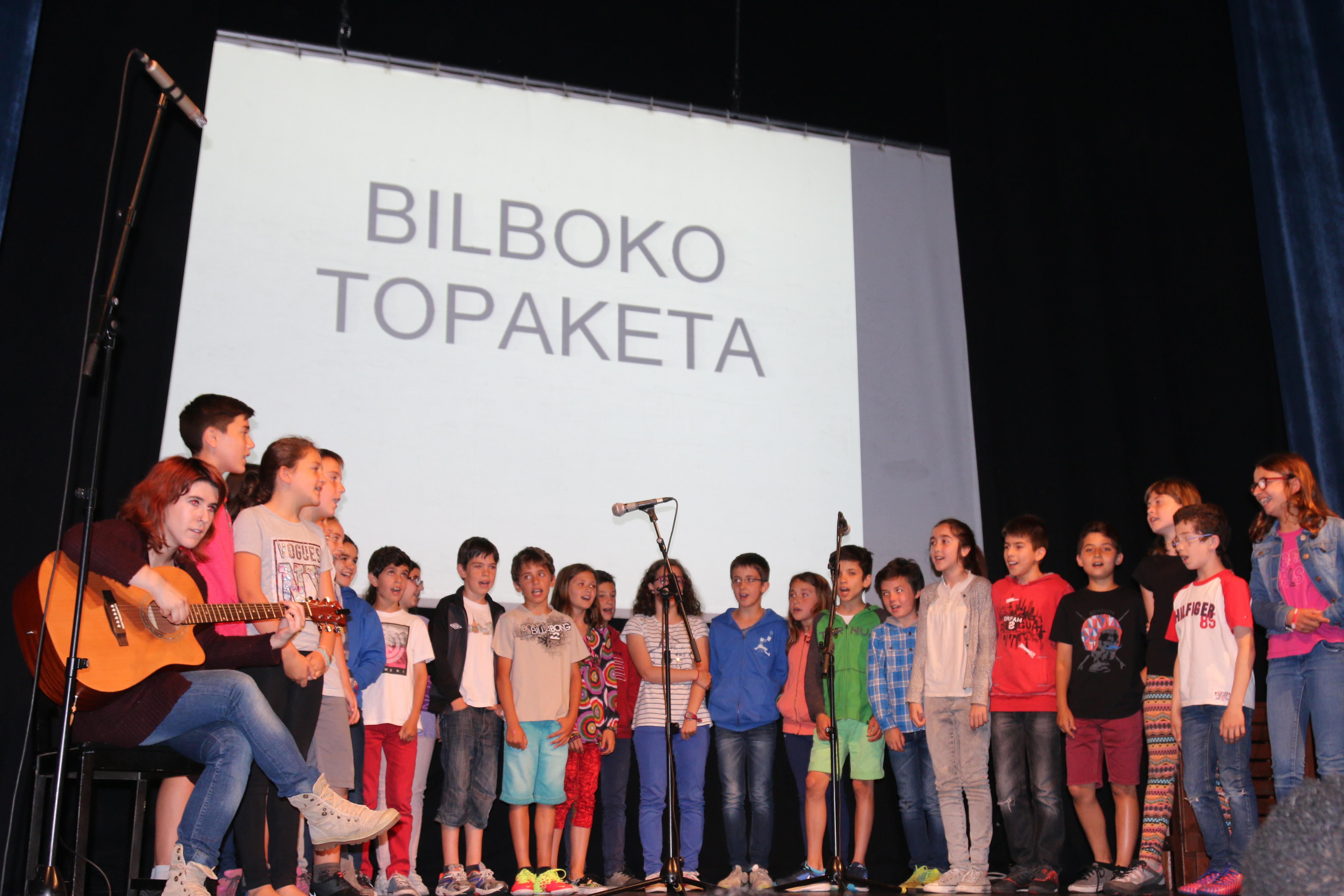 Bilboko topaketa 2015-06-12