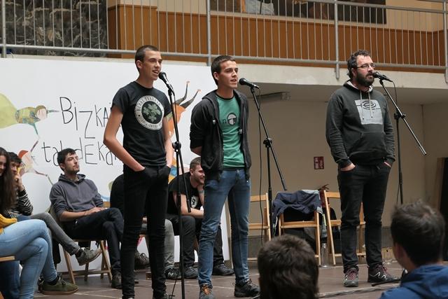 2019-05-25 Taldekako finala. Abadiño