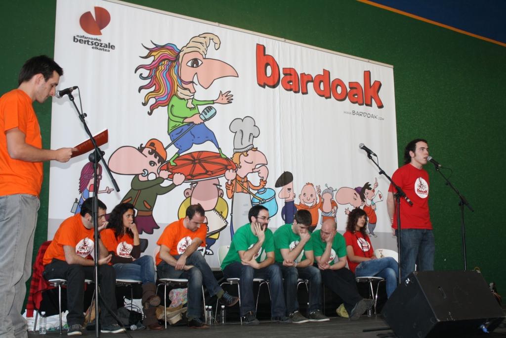 Bardoak 2012ko finala, Leitza