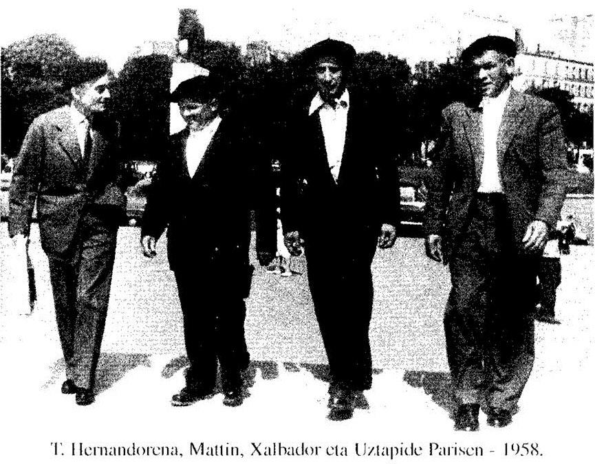Hernandorena Parisen